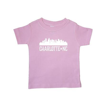 Charlotte North Carolina Skyline NC City Baby - Costume Shops Charlotte Nc