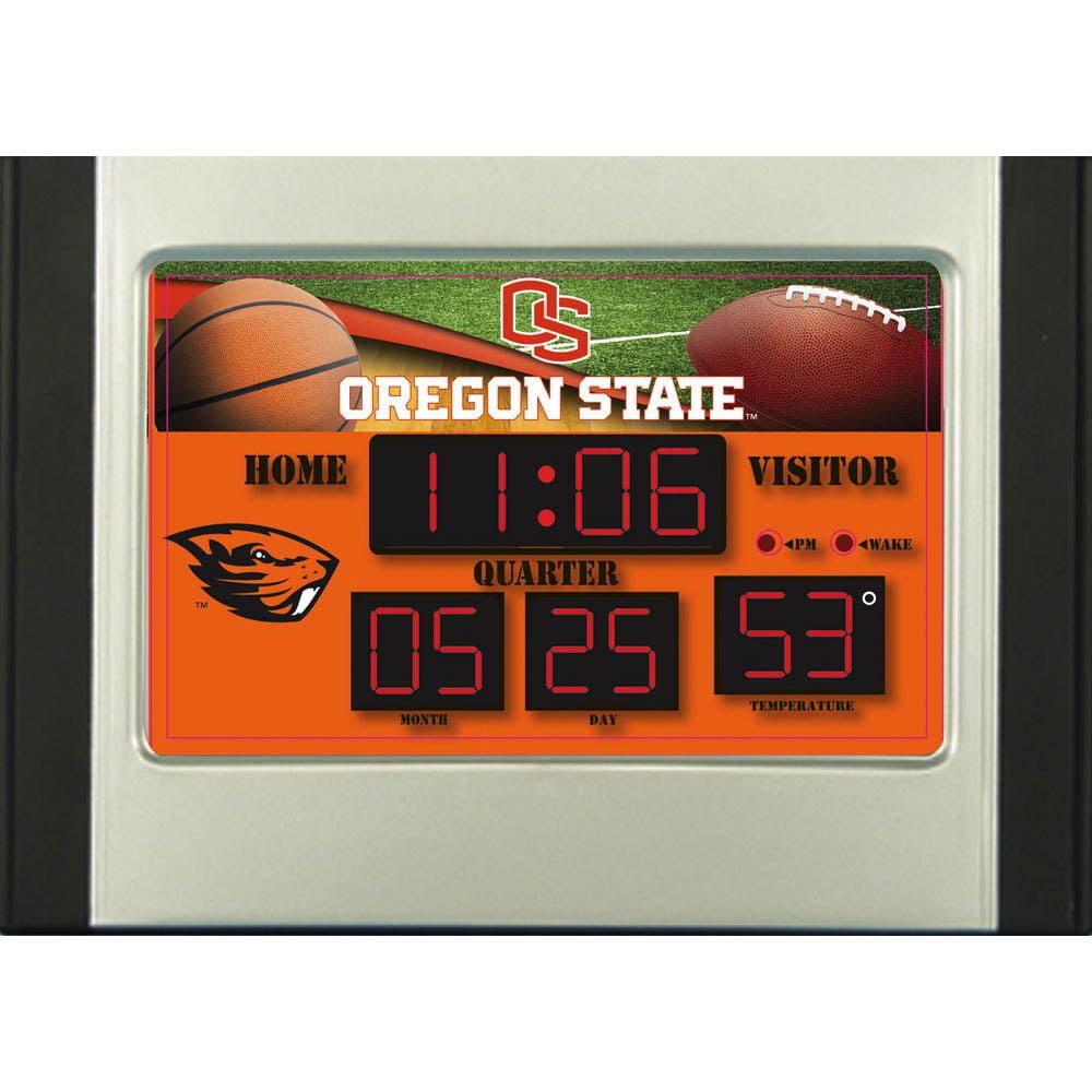 Evergreen Enterprises Oregon State Beavers Scoreboard Ala...