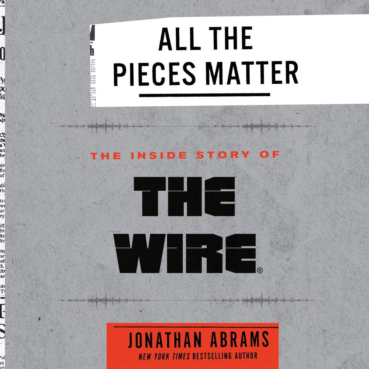 All the Pieces Matter - Audiobook