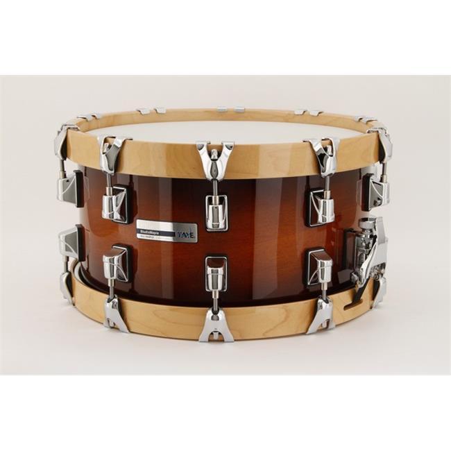 Taye SM1407SWN-JVB 14 x 7 in. Studiomaple Woodhoop Snare Drum, Java Burst & Natural
