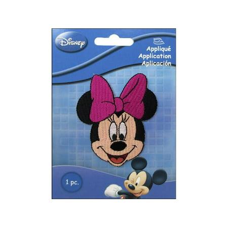 Simplicity Applique Disney Iron On Sm Minnie - Disney Halloween Applique Designs