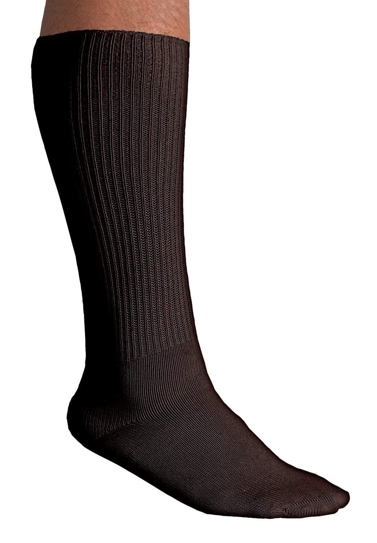 Men's Big & Tall Diabetic Over-the-calf Socks
