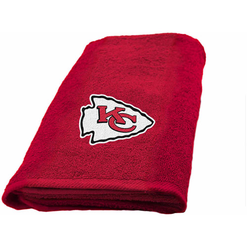 NFL Kansas City Chiefs Hand Towel, 1 Each
