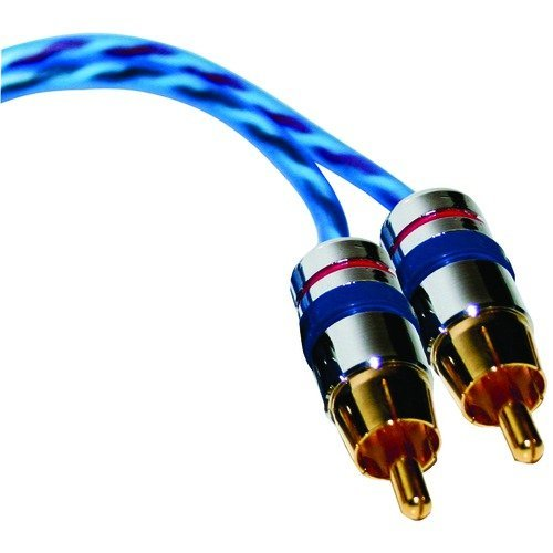db Link Est3z Elite Soft Touch 3' RCA Cable