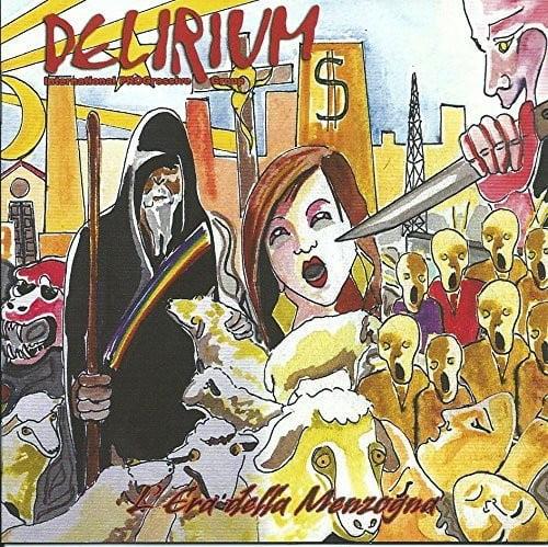 Delirium - L'Era Della Menzogna [CD]