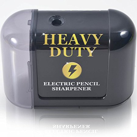 Artist Choice Battery Powered Heavy Duty Helical Blade Pencil Sharpener