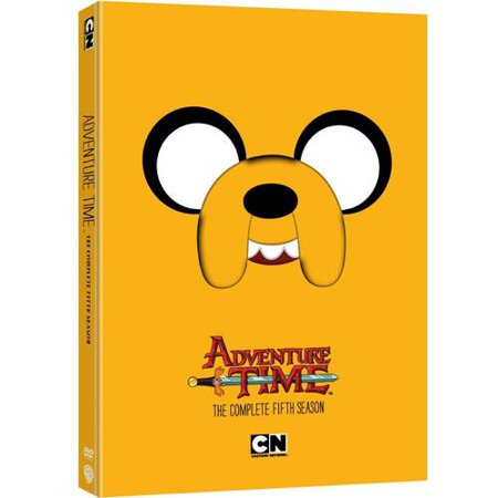 Cartoon Network  Adventure Time   The Complete Fifth Season  Full Frame