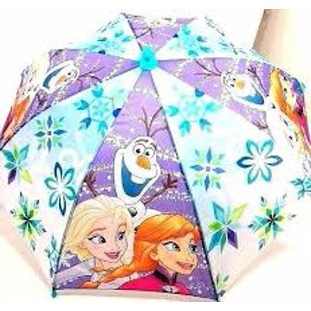 Umbrella - Frozen - Anna Elsa and Olaf Youth/Kids New 286986