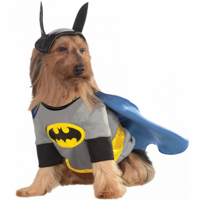 Costumes for all Occasions RU887835MD Pet Costume Batman Medium
