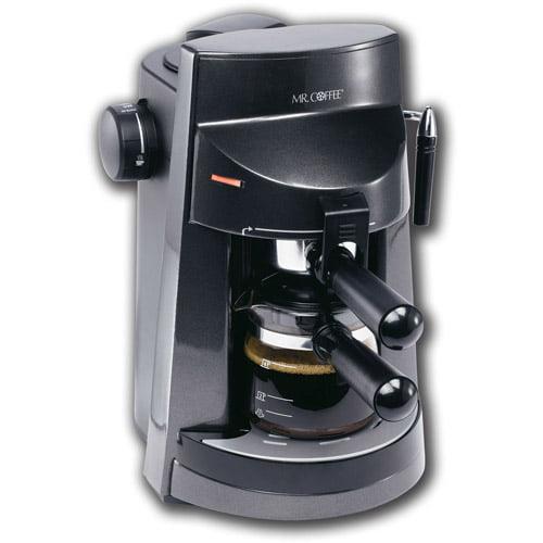 Mr. Coffee 4 Cup Espresso Maker, 1 Each