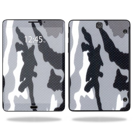MightySkins Protective Vinyl Skin Decal for Samsung Galaxy Tab S2 9.7 T810/T815 screen wrap cover sticker skins Gray Camo