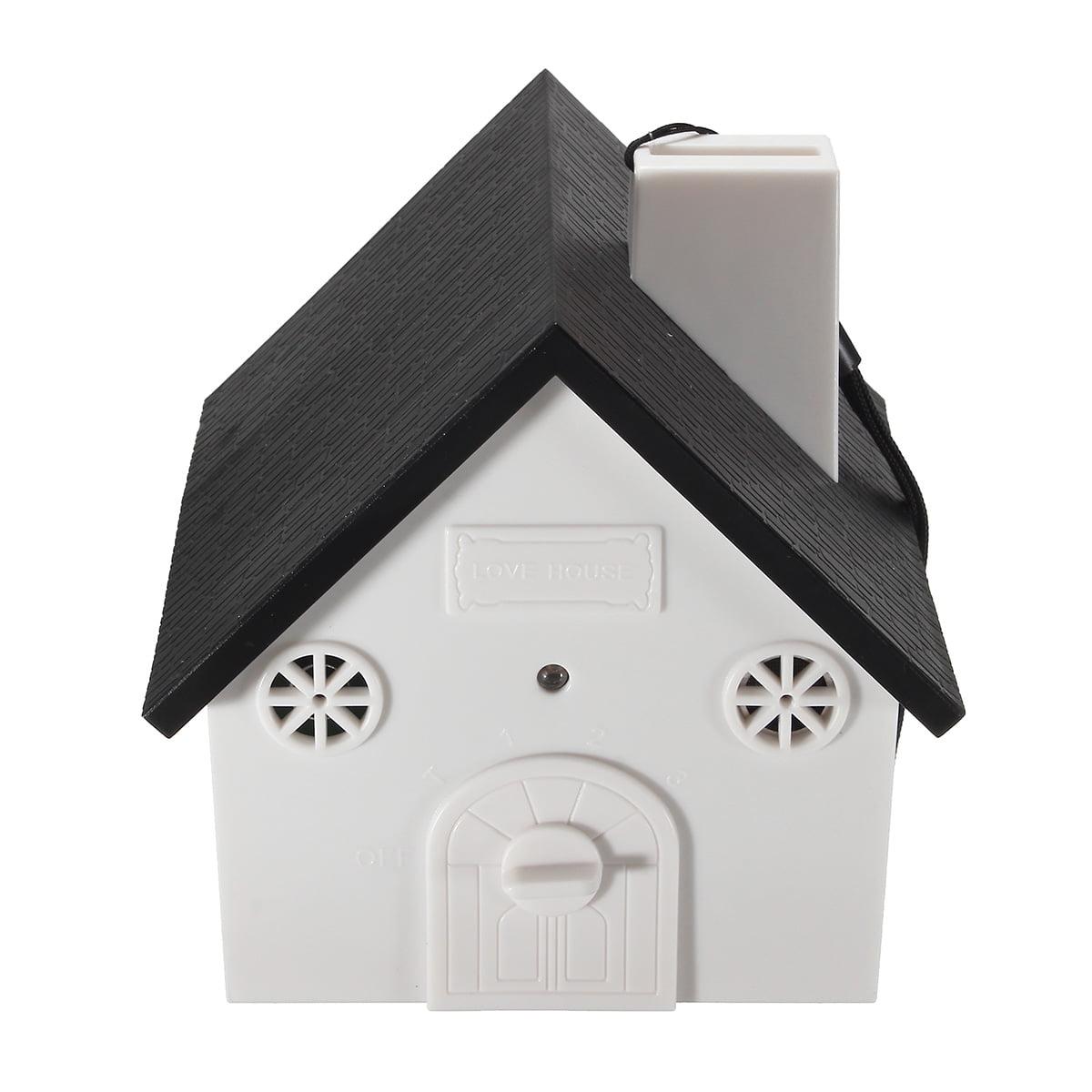 Ultrasonic Birdhouse Bark Control Anti Bark Device for Do...