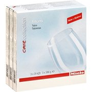 Miele Dishwasher Tabs - 60 per box