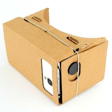- Cardboard 3D VR Virtual Reality Glasses,Movie Video Game VR Headset
