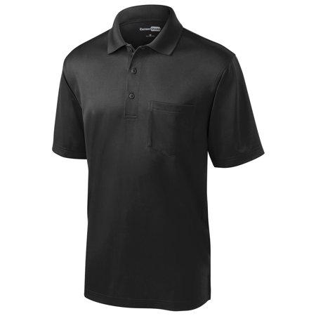Cornerstone Men's Snag Proof Performance Polo Shirt ()