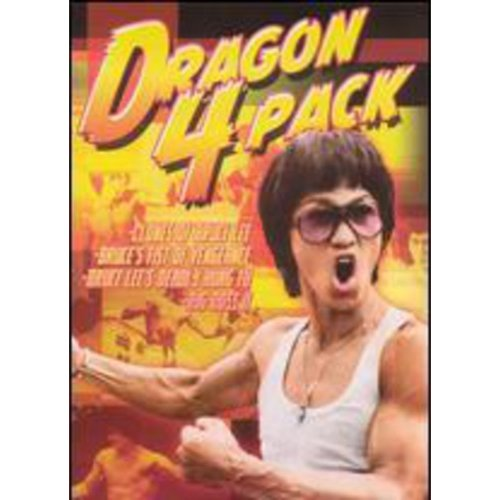 Dragon 4 Pack: Clones of Bruce Lee Bruce's Fist of Vengeance Bruce Lee's Deadly Kung Fu Big Boss II by VENTURA MARKETING