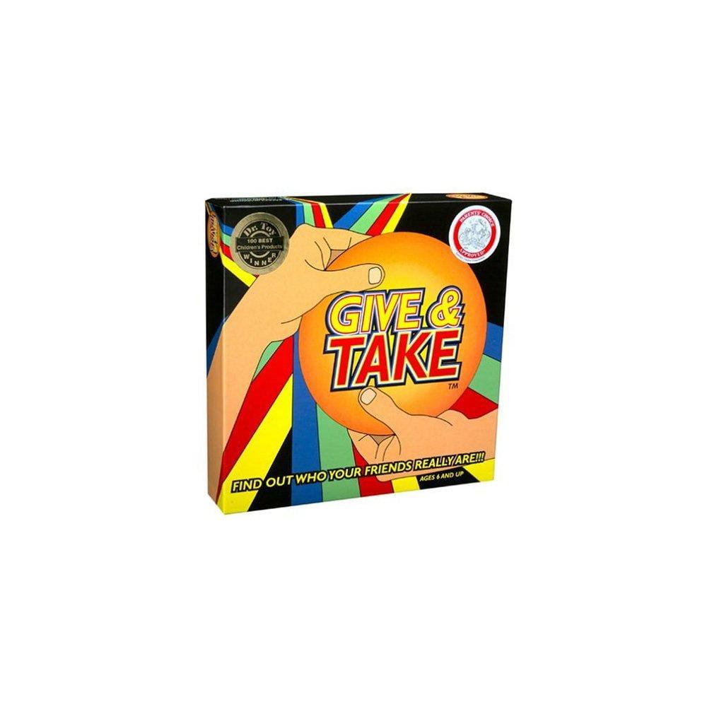 give ; take board game
