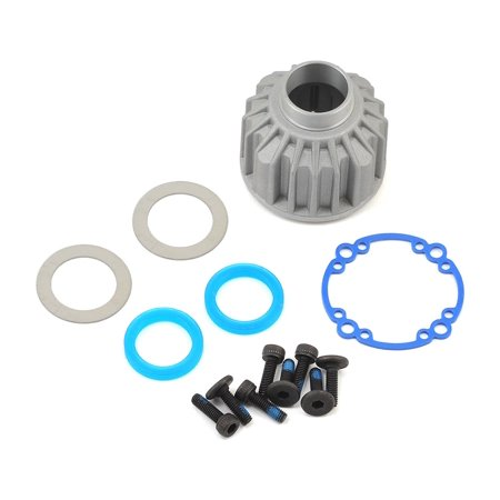 Traxxas Differential - Traxxas X-Maxx Aluminum Differential Housing Carrier (requires TRA7783X)