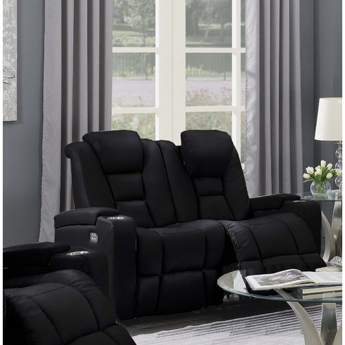 Latitude Run Adalynn Power Reclining Loveseat