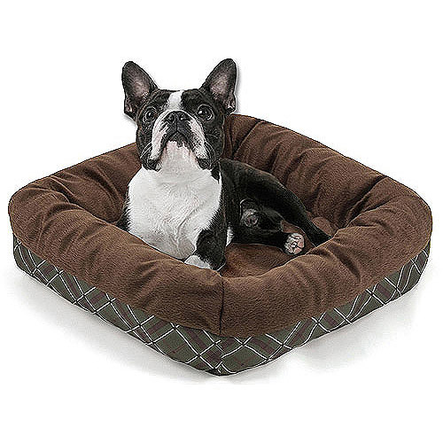 Holiday Time Pet Square Bed, 20""