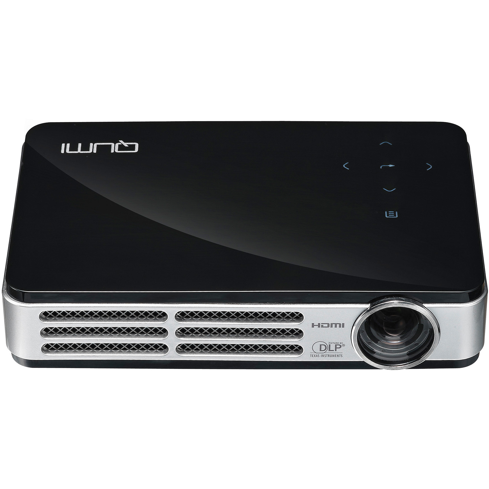 Vivitek qumi q5 review rating for Pocket projector reviews