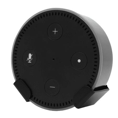 HumanCentric Amazon Echo Dot (2nd Generation) Wall Mount | Custom Wall Mount for the Amazon Echo Dot (2nd Generation)