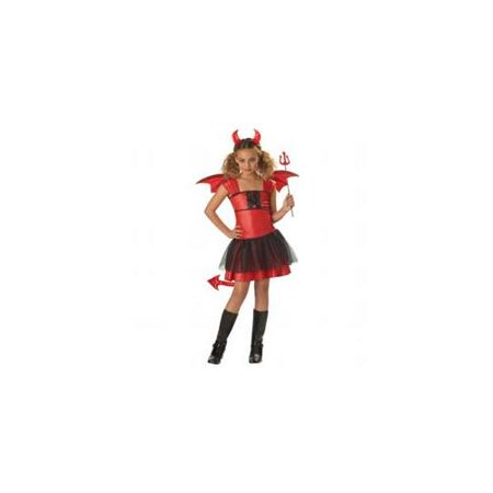 Devil Darling Child Costume
