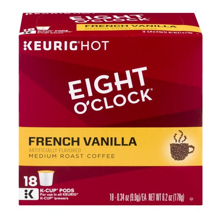 Eight O'clock Coffee Colombian Keurig Single-Serve K-Cup Pods Medium Roast Coffee 72 count.