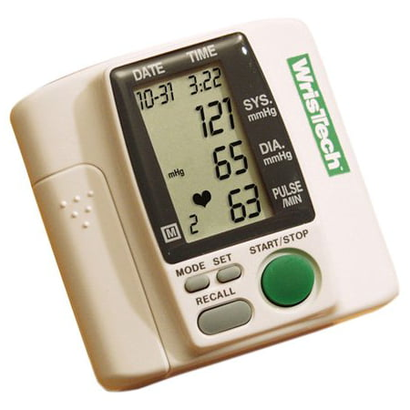 Best Blood Pressure Monitor, Wristech Tv3649 Large Blood Pressure Monitor