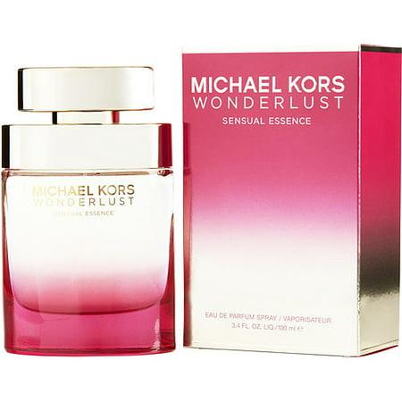 ab19e8f7de27 MICHAEL KORS WONDERLUST SENSUAL ESSENCE by Michael Kors - EAU DE PARFUM  SPRAY 3.4 OZ - WOMEN - Walmart.com