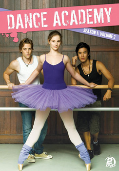 Dance Academy: Season 1, Volume 2 (DVD) by New Video Group