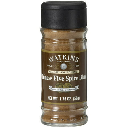 Watkins Chinese Five Spice Blend, 1.76 oz