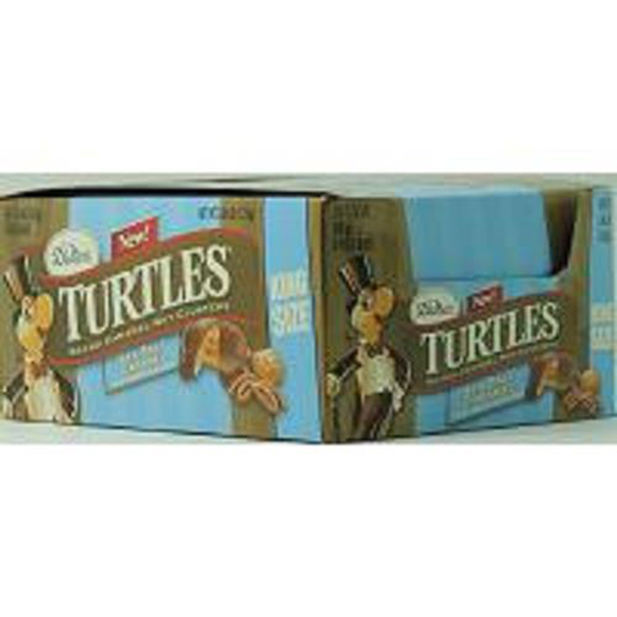 Turtles Sea Salt Caramel King Size Bar, 1.76 Ounce (Pack of 24)