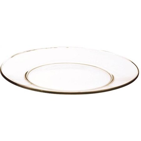 Anchor Hocking 533836 13 in. Plate Round Serving - Case of 6 - image 1 of 1