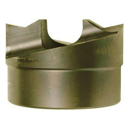 Outlet Punch (Greenlee 28154 Slug-Splitter Self-Centering Knockout Punch, 7/8-Inch Hole )