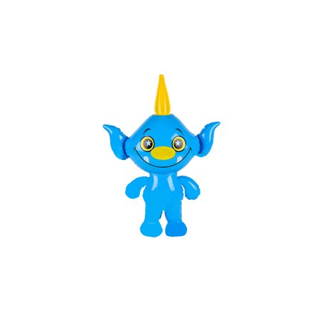 Blue Mystical Troll Friend Inflatable 24