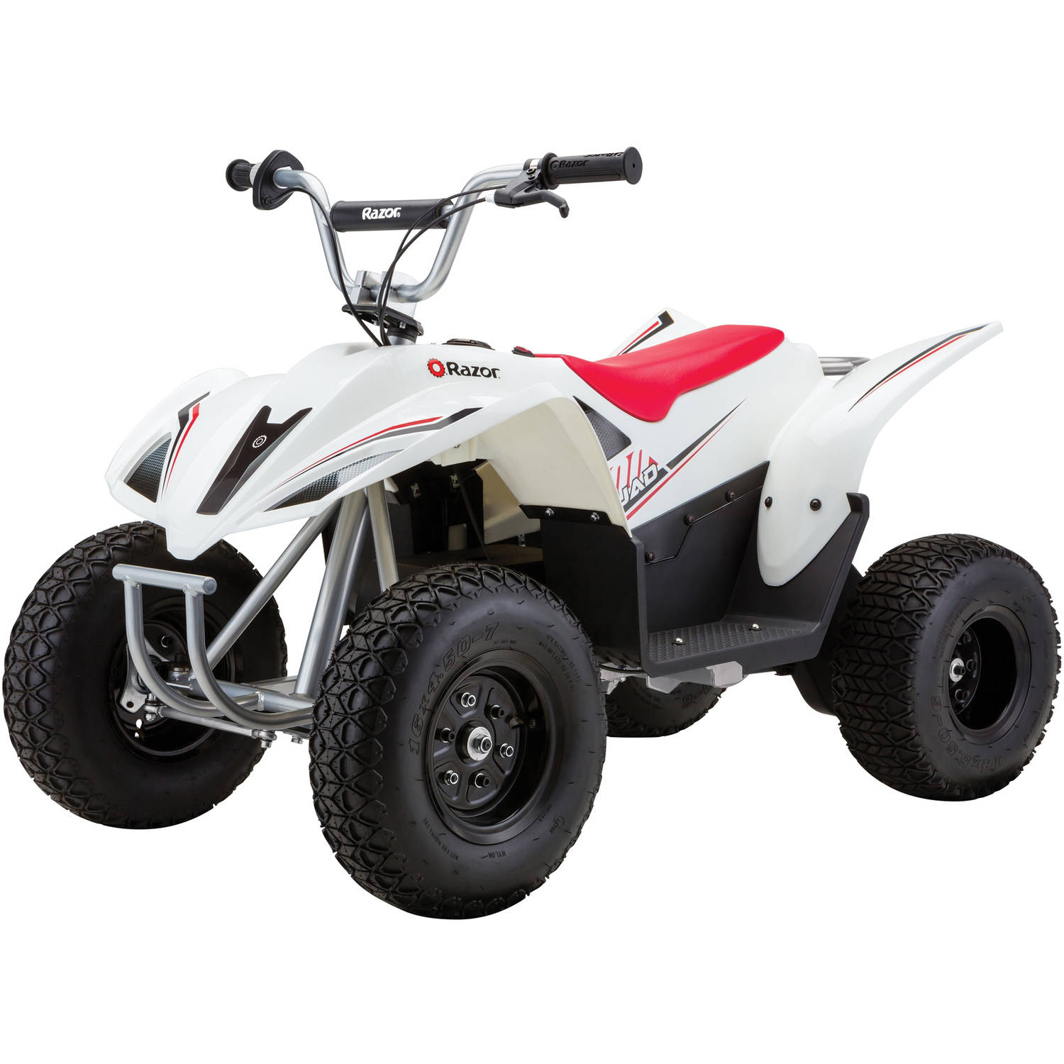 Razor Dirt Quad 500 - Electric Powered, Larger Frame, and