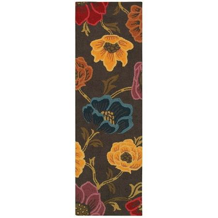 Sphinx eden area rugs 87101 transitional casual grey wool flowers sphinx eden area rugs 87101 transitional casual grey wool flowers poppy garden rug mightylinksfo