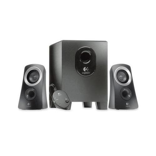 Logitech Z313 2.1 Speaker System - 25 W RMS - Black LOG98...
