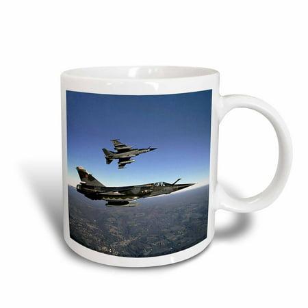 3dRose Air Force, Ceramic Mug, 11-ounce