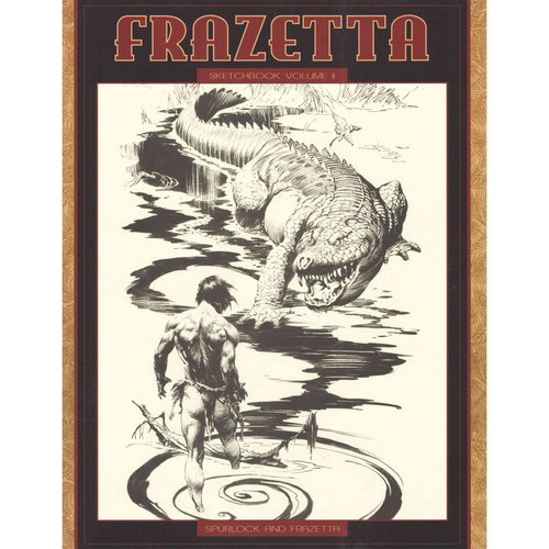 Frazetta Sketchbook