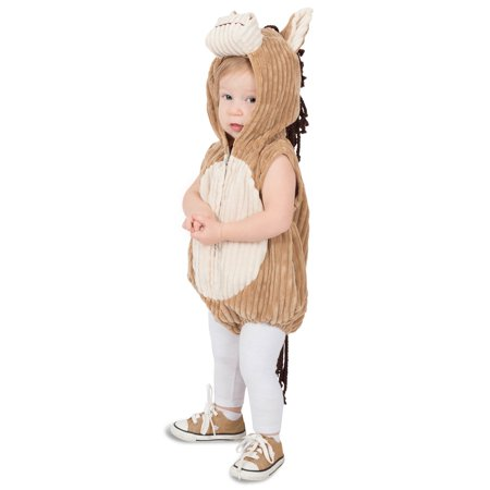 Toddler Charlie The Corduroy Horse - Horse Hoof Costume