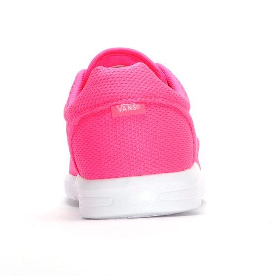 341e3418ba01b0 Vans - Vans Iso 1.5 Mesh Knockout Pink Ankle-High Running Shoe - 9.5M   8M  - Walmart.com