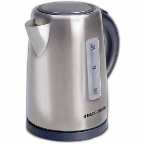 BLACK+DECKER Electric Kettle, KE2000SD by Spectrum Brands