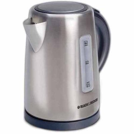 Black Decker Electric Kettle  Ke2000sd