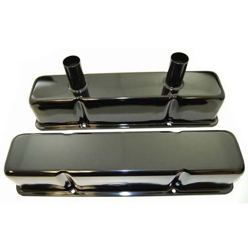 RPC R7215P Steel Circle Track Baffled Valve Covers
