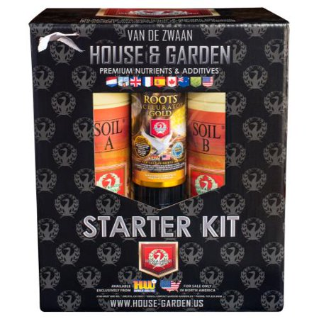 House and Garden Soil A and B Starter Kit (House And Garden Soil A And B Reviews)