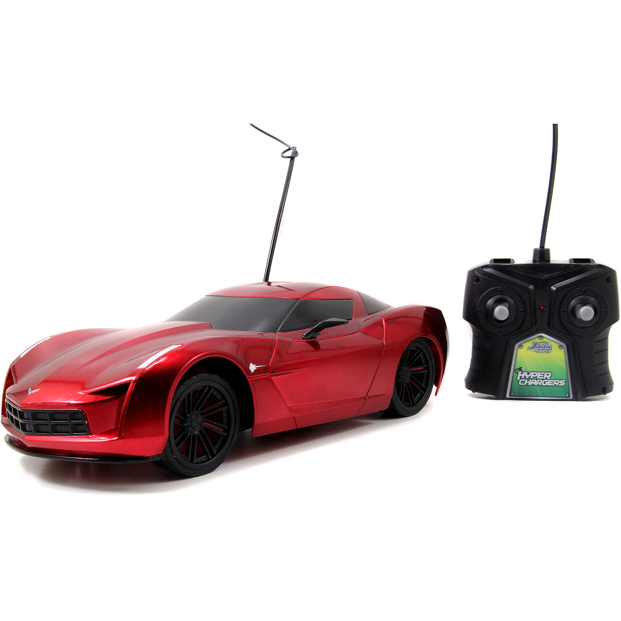 Jada Toys HyperChargers 1:16 BTM Remote-Control, 2009 ...