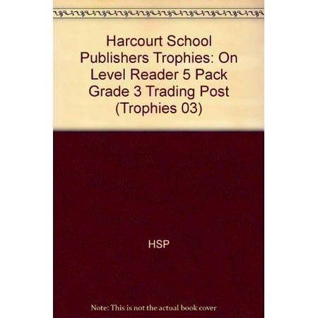 harcourt grade 5 trophies
