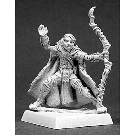 Reaper Miniatures Ranger, Tbrth #14466 Wood Elves Unpainted RPG D&D Mini Figure